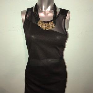 Modern and bold Little black dress